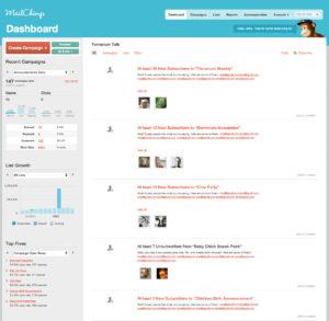 MailChimpAppScreenshot_Dashboard